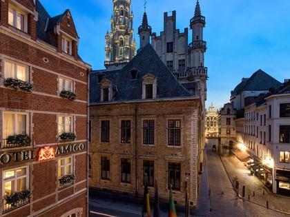 Exclusief GRANDE.be weekend in Hotel Amigo***** op de Grote Markt van Brussel – 2D/1N